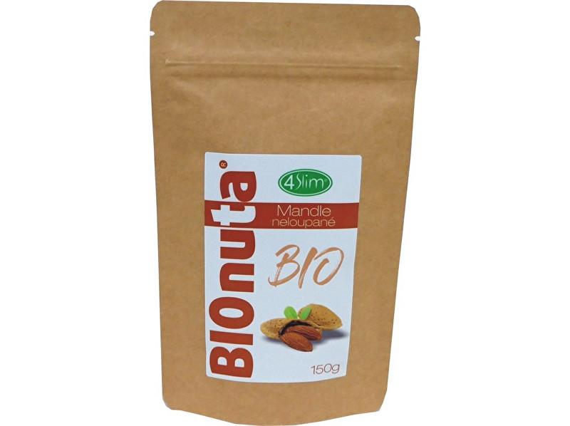 4Slim Bio Bionuta mandle neloupané 150g