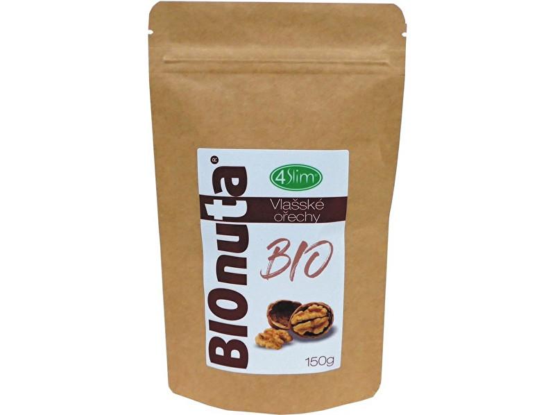 4Slim Bio Bionuta vlašské ořechy 150g