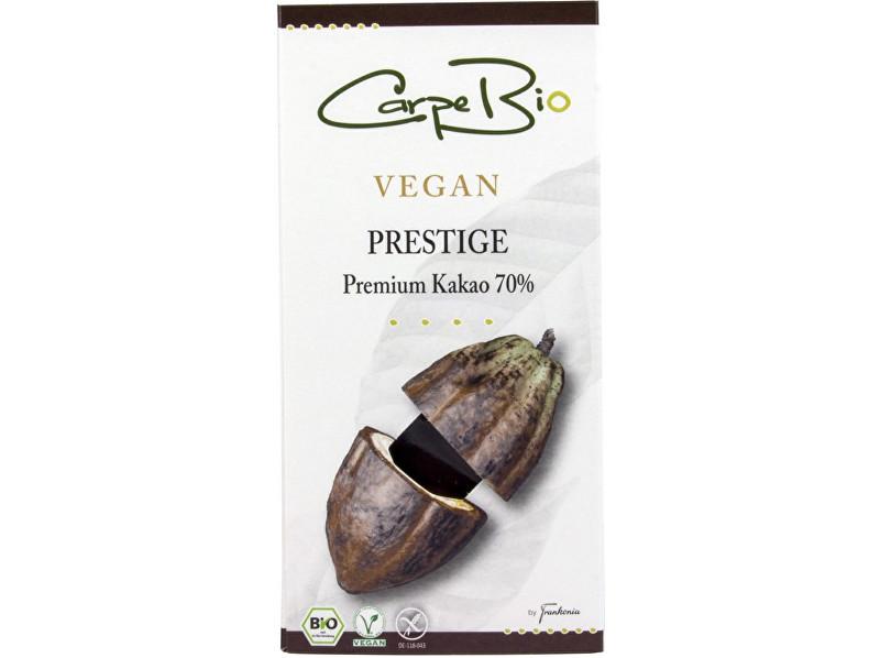 Zobrazit detail výrobku FRANKONIA Bio Carpe hořká čokoláda 70% 100g