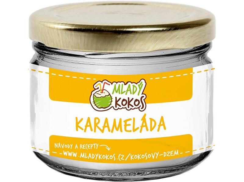 Mladý kokos Bio karameláda 300g