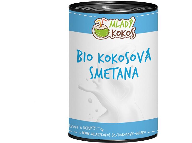 Mladý kokos Bio kokosová smetana 400ml