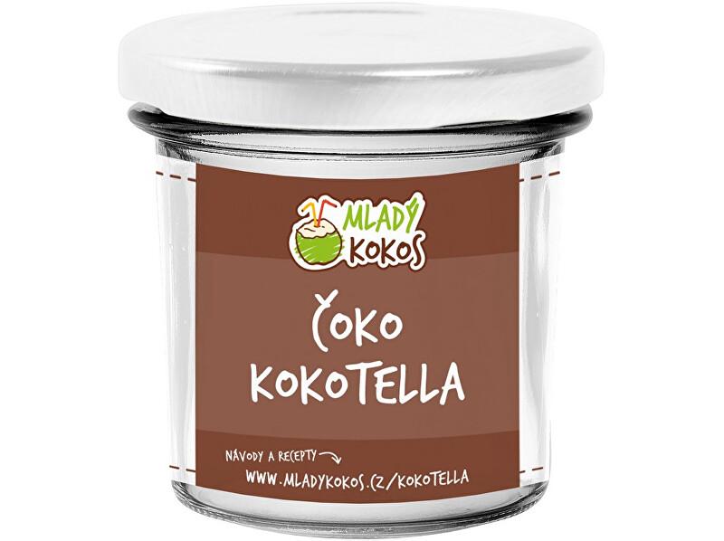 Zobrazit detail výrobku Mladý kokos Bio kokotella čoko 150g