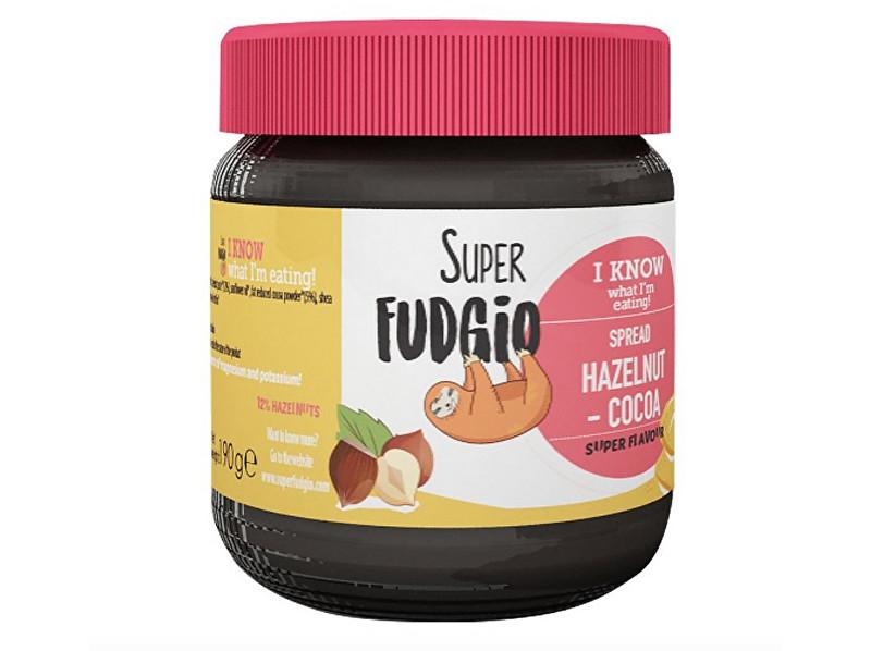 Zobrazit detail výrobku Super Fudgio Bio Ořechově kakaový krém 190g