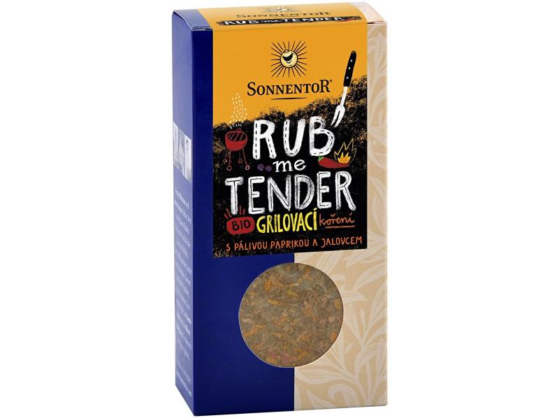 Zobrazit detail výrobku Sonnentor Bio Rub me Tender - grilovací koření na maso (pikantní) 60g