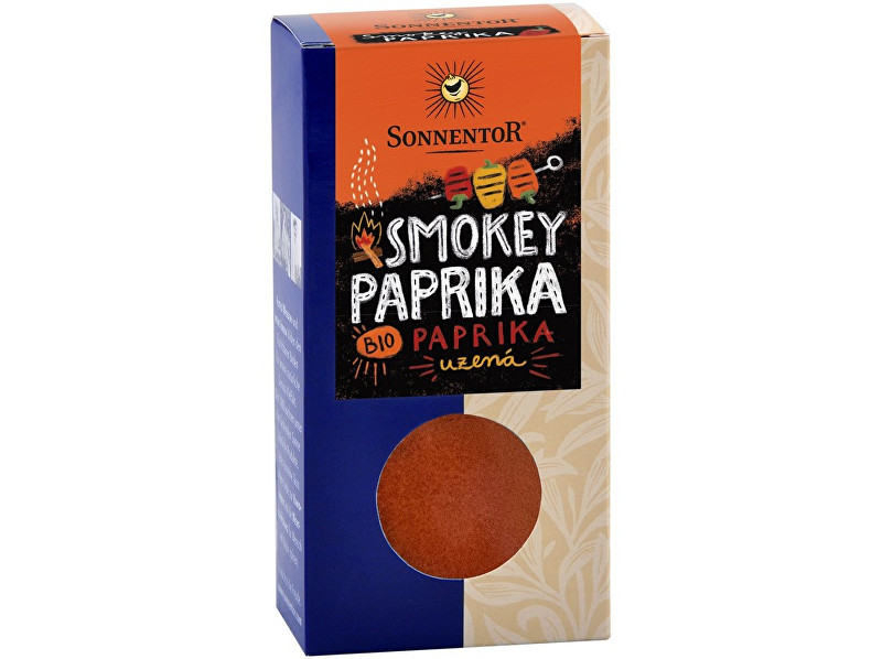 Zobrazit detail výrobku Sonnentor Bio Smokey Paprika uzená 70g