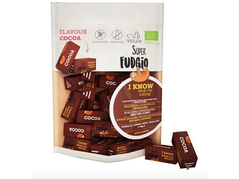 Zobrazit detail výrobku Super Fudgio Bio Veganské karamely - kakao 150g