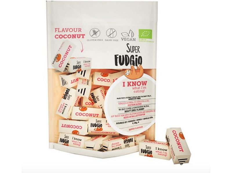 Zobrazit detail výrobku Super Fudgio Bio Veganské karamely - kokos 150g