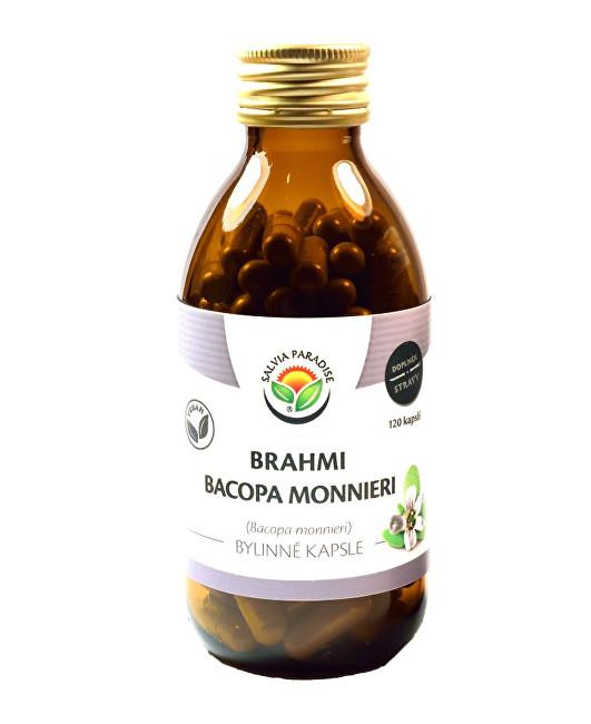 Zobrazit detail výrobku Salvia Paradise Brahmi - Bacopa monnieri kapsle 120 ks