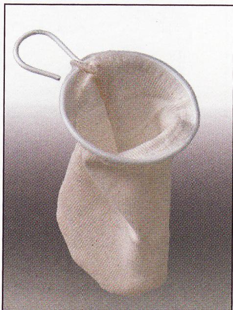 Zobrazit detail výrobku Salvia Paradise Čajové sítko bavlněné velikost M