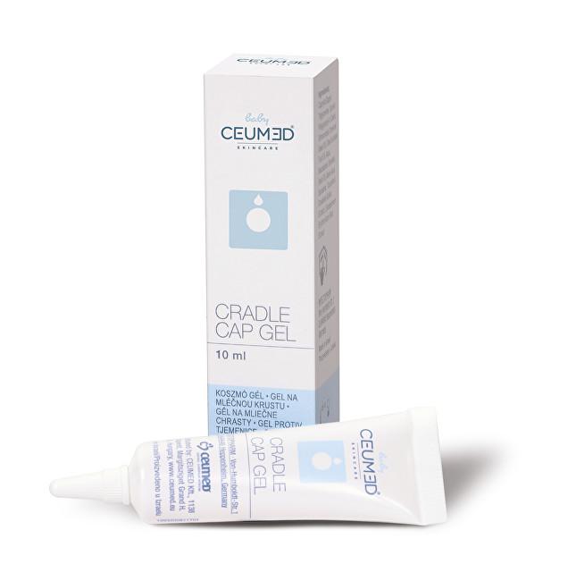 Zobrazit detail výrobku Ceumed Cradle Cap gel na mléčnou krustu 10 ml