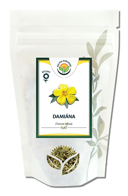 Salvia Paradise Damiána - Turnera diffusa nať 50 g