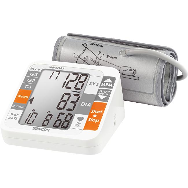 Zobrazit detail výrobku Sencor Digitální tlakoměr SBP 690 - SLEVA - chybí vnitřní výplň