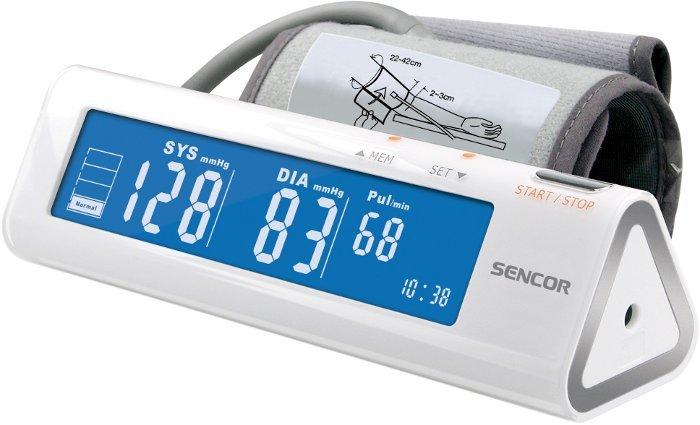 Zobrazit detail výrobku Sencor Digitální tlakoměr SBP 901
