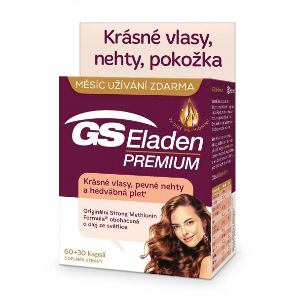 Zobrazit detail výrobku GreenSwan Eladen Premium 60 + 30 kapslí