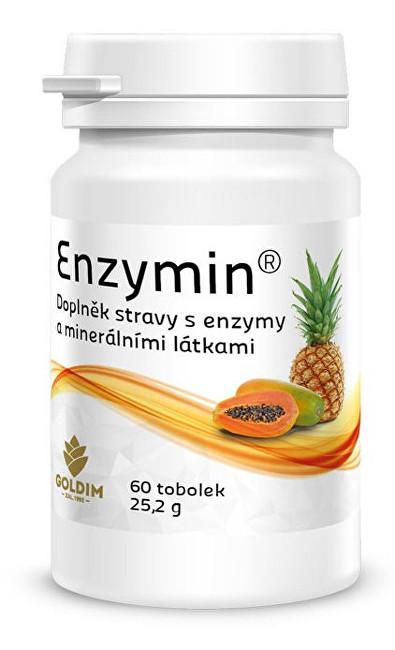 Enzymin 60 kapslí