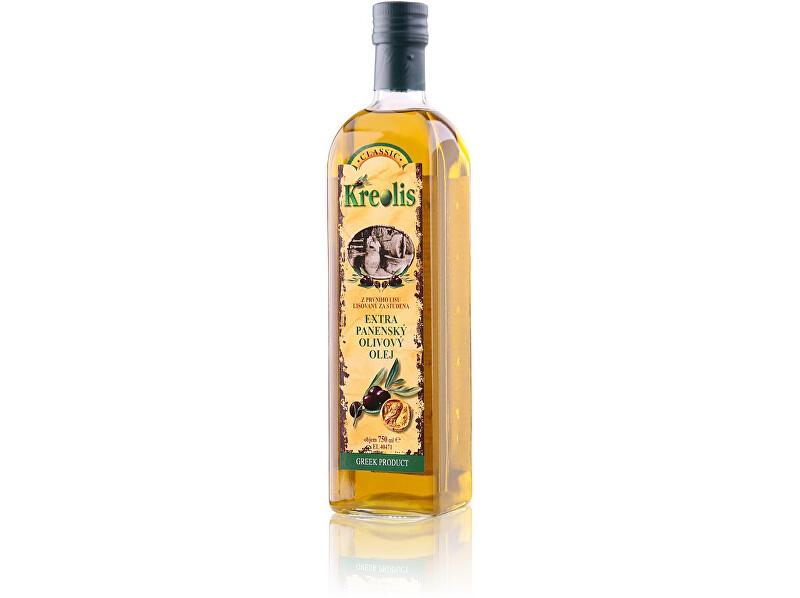 Kreolis Extra panenský olivový olej Kreolis 0,75l