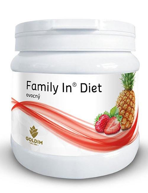 Zobrazit detail výrobku Goldim Family In Diet ovocný 12 porcí