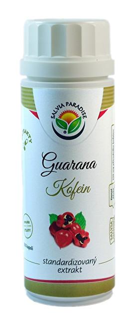 Zobrazit detail výrobku Salvia Paradise Guarana - kofein standardizovaný extrakt 100 kapslí