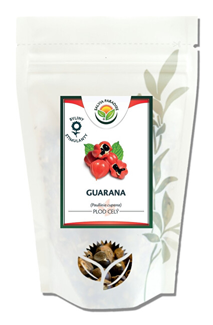 Zobrazit detail výrobku Salvia Paradise Guarana plod celý 50 g