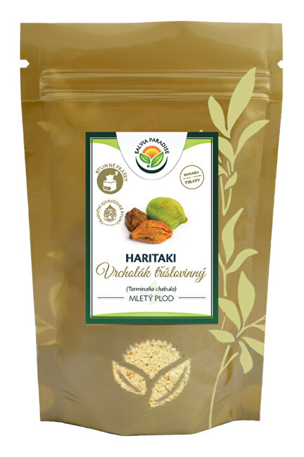 Salvia Paradise Haritaki - Vrcholák plod mletý 100g