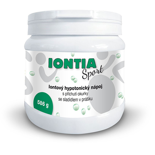 Iontia Sport s příchutí okurky 76 porcí