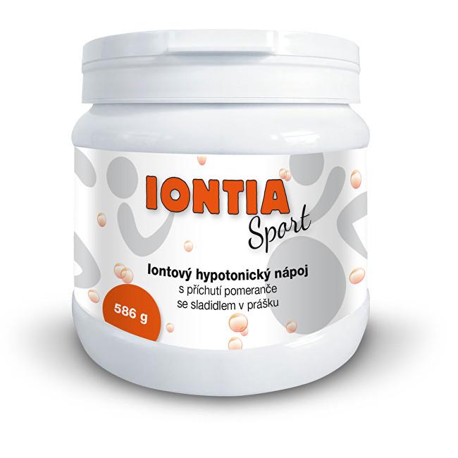 Zobrazit detail výrobku Goldim Iontia Sport s příchutí pomeranče 76 porcí