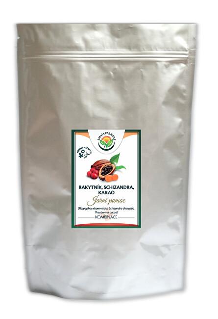 Salvia Paradise Jarní pomoc - rakytník + schizandra + kakao 200 g