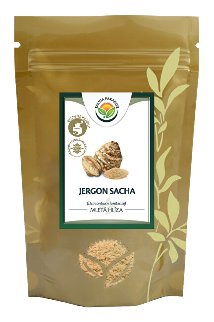 Salvia Paradise Jergon Sacha hlíza mletá 100 g