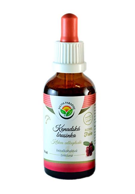 Zobrazit detail výrobku Salvia Paradise Kanadská brusinka lyofilizovaná AF tinktura 30 ml