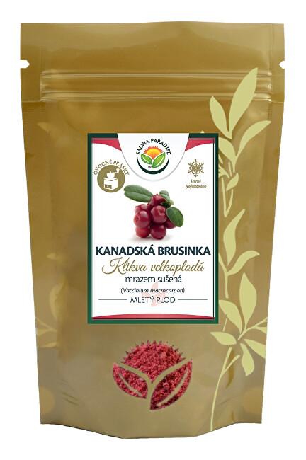 Salvia Paradise Kanadská brusinka mletá mrazem sušená 50g