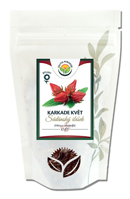 Salvia Paradise Karkade - súdánský ibišek 100 g