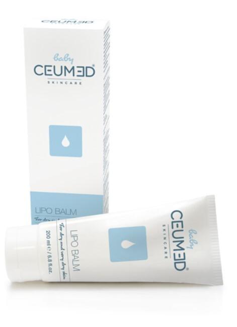 Lipo Balm Tělové mléko pro citlivou pokožku 200 ml