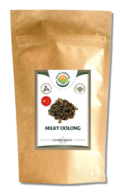 Zobrazit detail výrobku Salvia Paradise Milky Oolong 1000 g