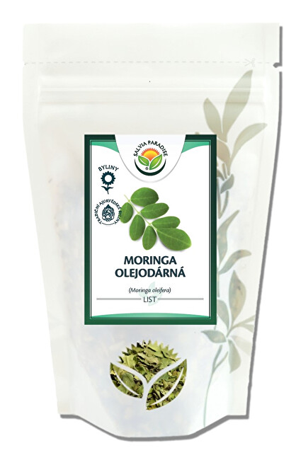 Zobrazit detail výrobku Salvia Paradise Moringa olejodárná list 70 g