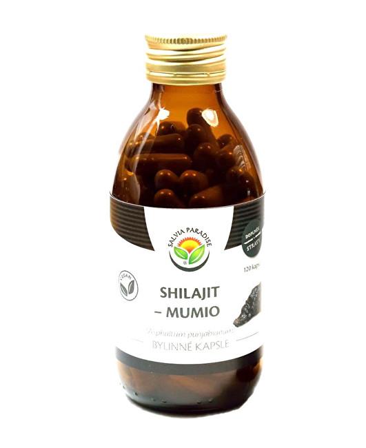 Zobrazit detail výrobku Salvia Paradise Mumio - Shilajit kapsle 120 ks