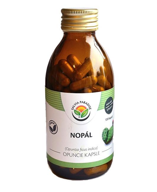 Salvia Paradise Nopál - Opuncie kapsle 120 ks
