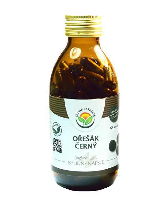 Zobrazit detail výrobku Salvia Paradise Ořešák černý kapsle 120 ks