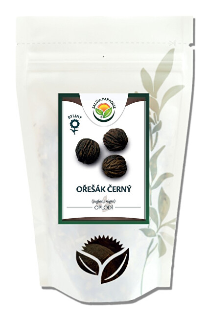 Zobrazit detail výrobku Salvia Paradise Ořešák černý oplodí 50 g