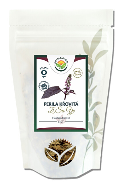 Salvia Paradise Perila křovitá list 30 g