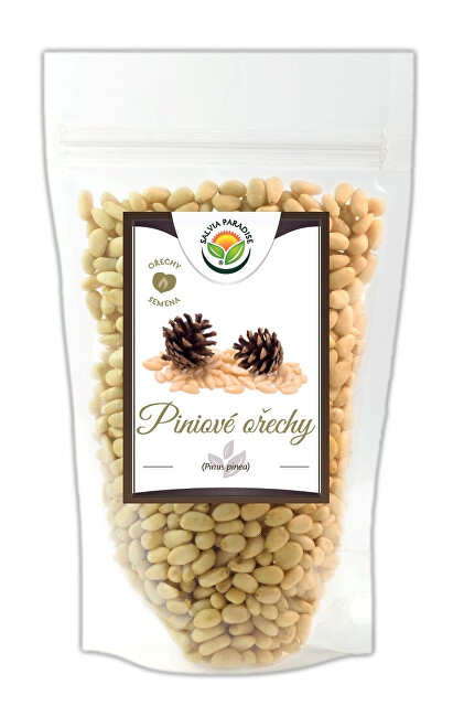 Zobrazit detail výrobku Salvia Paradise Piniové ořechy 600 g