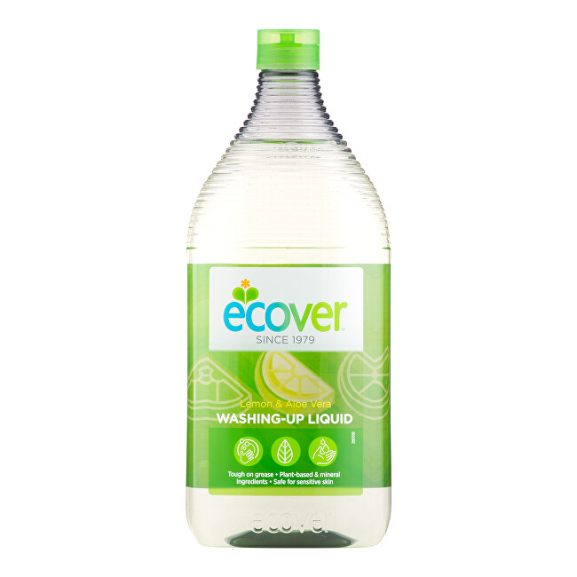 Ecover Prostředek na nádobí s aloe a citrónem 950 ml