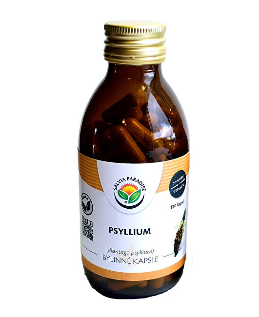 Zobrazit detail výrobku Salvia Paradise Psyllium kapsle 120 ks