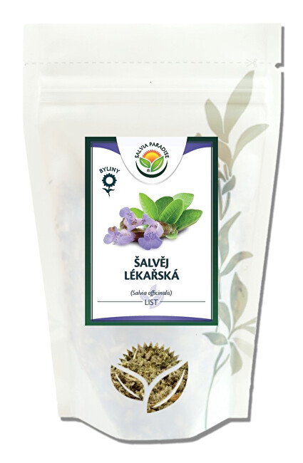 Salvia Paradise Šalvěj list 1 kg