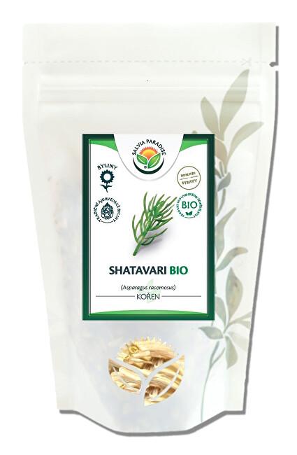 Zobrazit detail výrobku Salvia Paradise Šatavari - Chřest kořen celý BIO 70 g