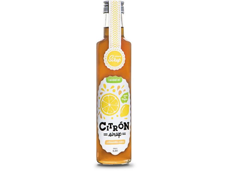 Zobrazit detail výrobku Koldokol Sirup citrón 330ml