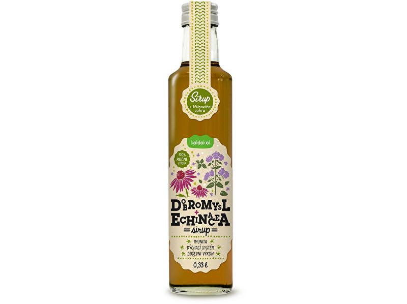 Zobrazit detail výrobku Koldokol Sirup dobromysl a echinacea 0,33 l