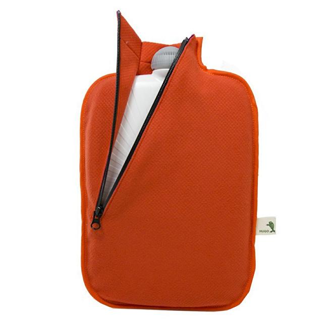 Zobrazit detail výrobku Hugo-Frosch Termofor Eco Classic Comfort se softshellovým obalem - oranžový