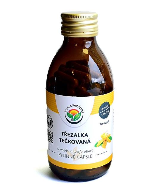 Zobrazit detail výrobku Salvia Paradise Třezalka tečkovaná kapsle 120 ks