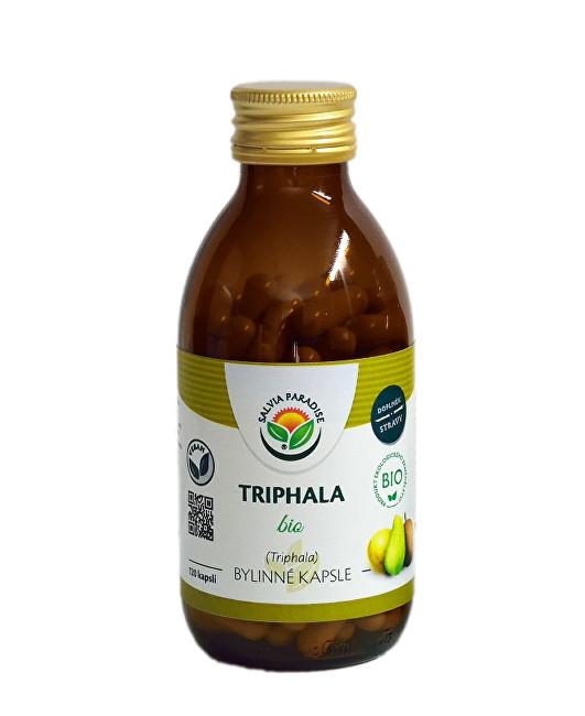 Zobrazit detail výrobku Salvia Paradise Triphala - směs 3 plodů kapsle 60 ks