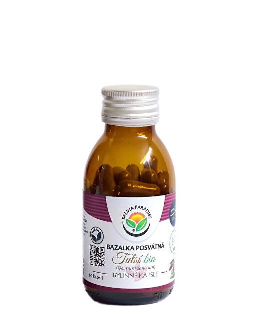 Zobrazit detail výrobku Salvia Paradise Tulsí - bazalka posvátná kapsle 120 ks